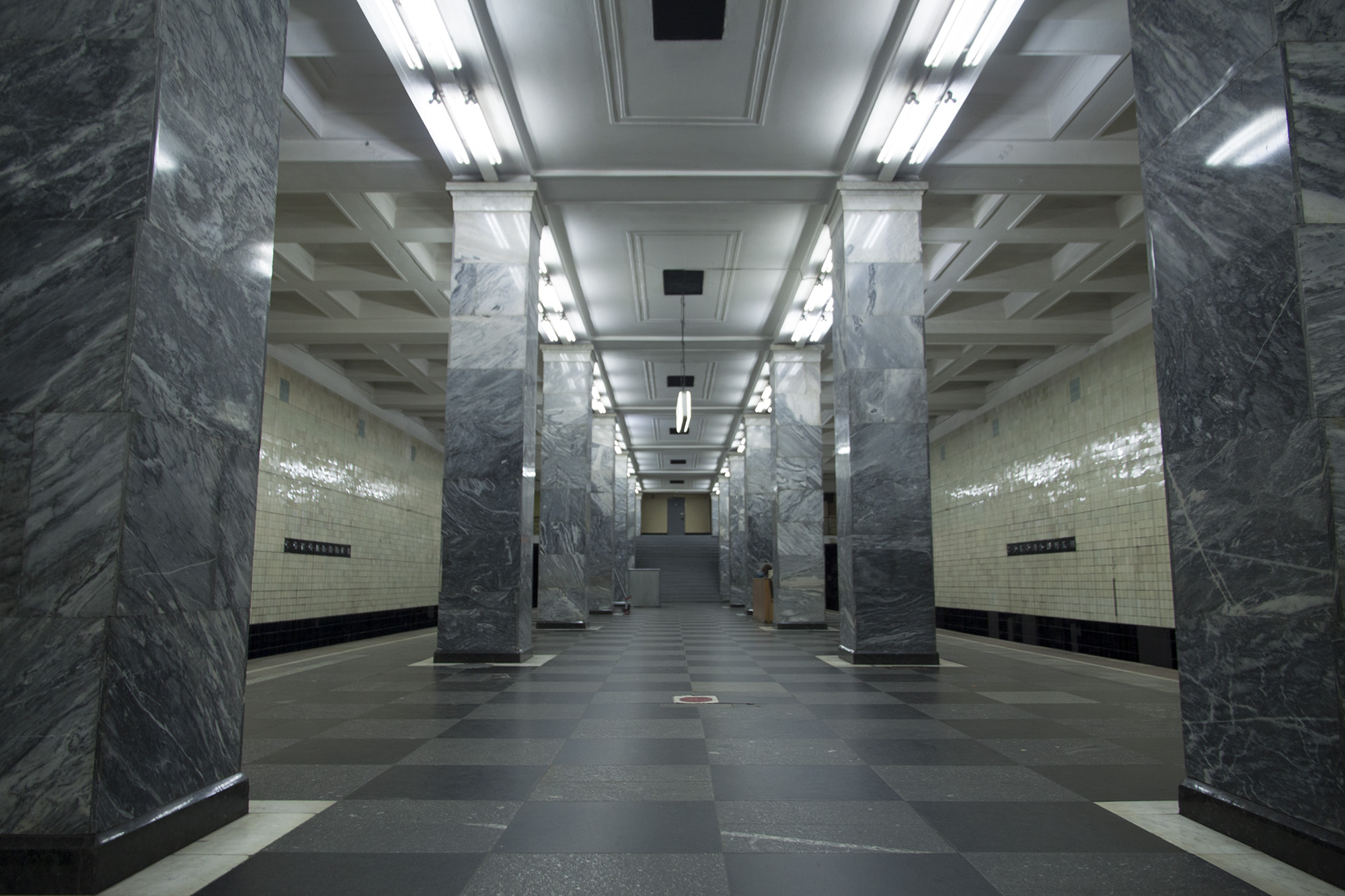 The Moscow Metro: 80 Years of Russian History — In Pictures